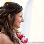 Ibizan wedding - The bride
